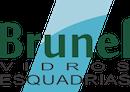 Brunel Vidros - Vidraçaria (Logotipo)